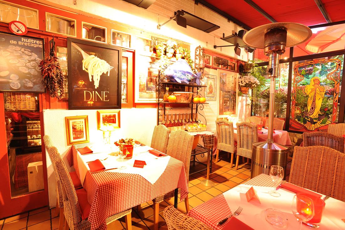 A Cafe Restaurant